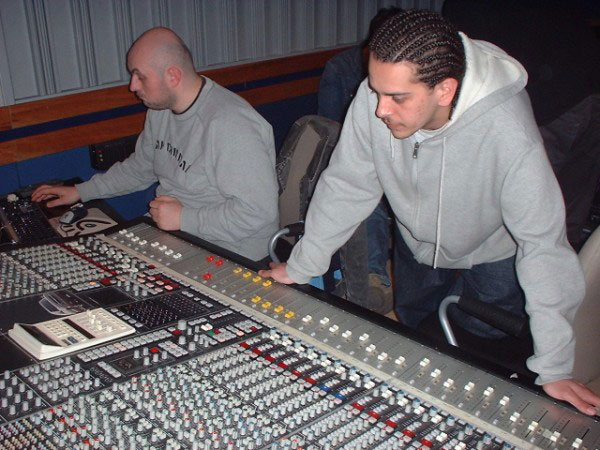 Sottotono---mixing-session