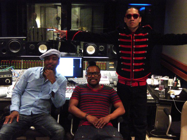 the-black-eyed-peas-recording-session
